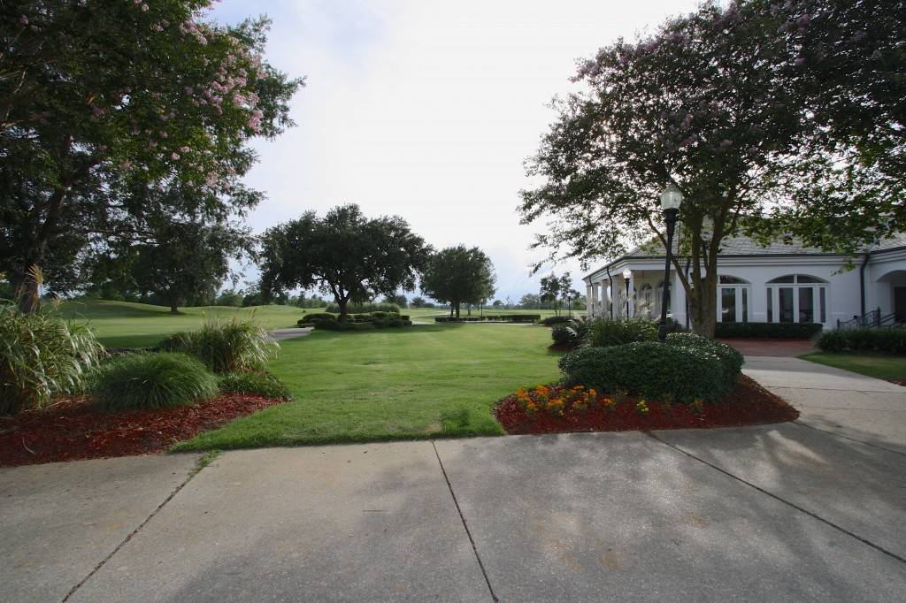 Clubhouse at English Turn, New Orleans gated community