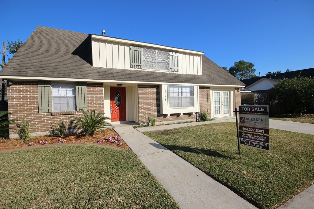 761 Glouster, Terrytown LA Home for sale