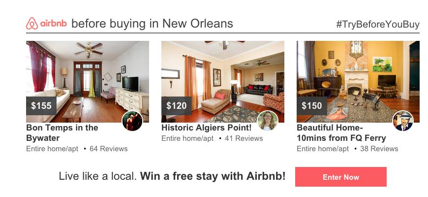 airbnb on realtor.com