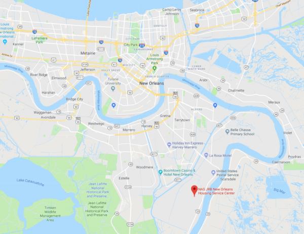 NAS JRB New Orleans