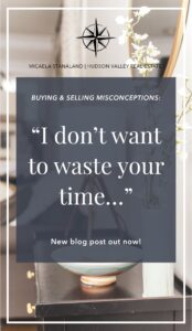 Buying and Selling Misconceptions