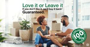 Money Back Guarantee Program by Howard Hanna   Rand Realty
