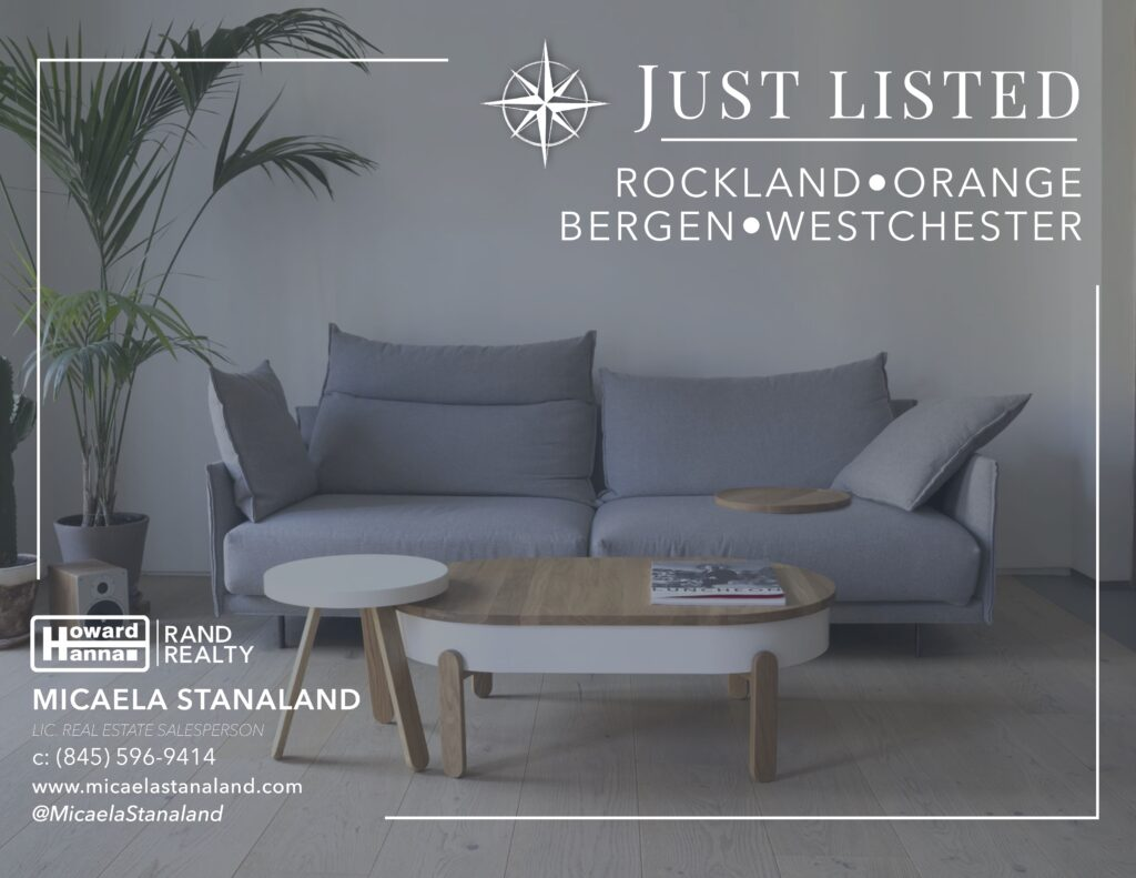 Latest Homes for Sale in Rockland, Orange, Bergen, and Westchester Counties