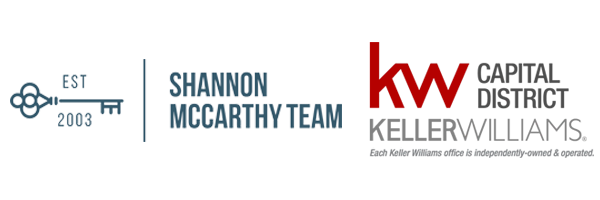 The Shannon McCarthy Team | Keller Williams Capital District Logo