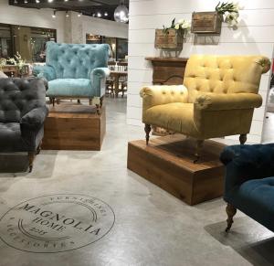 Joanna gaines amp baldwin county s standard furniture introduce new line