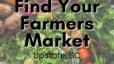 Local Farmers Markets – Upstate, SC