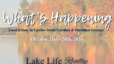 What's Happening | October 21 – 24, 2021