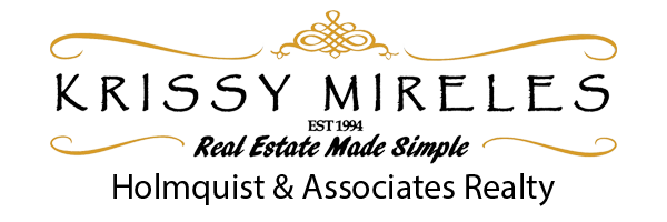 The Krissy Mireles Team Logo