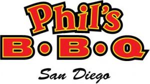 phils BBQ sign