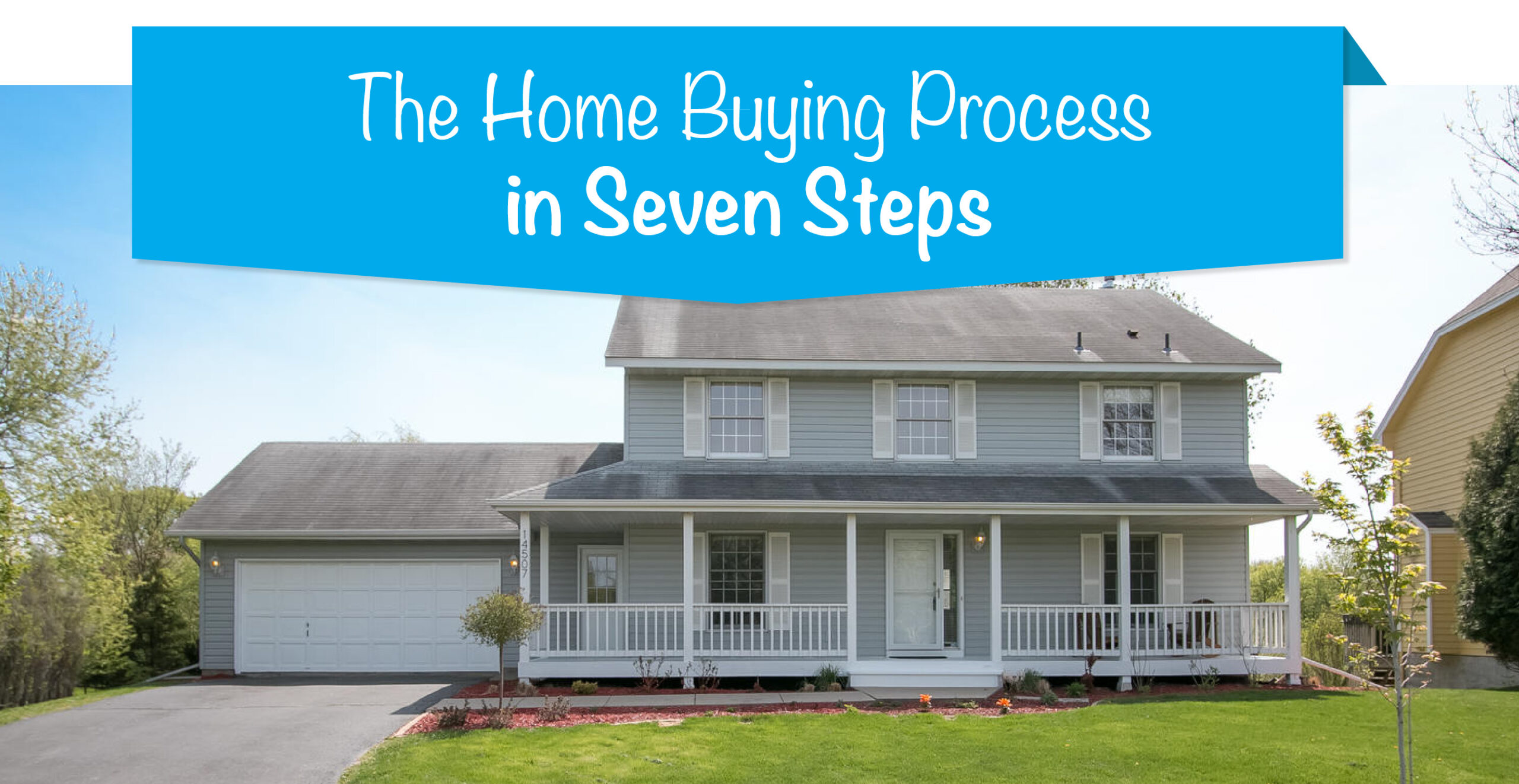 The Home Buying Process in Seven Steps Blog