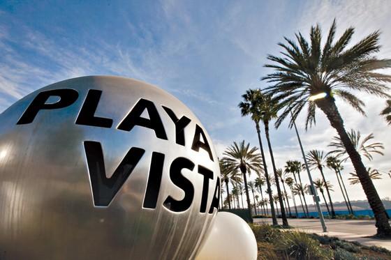Playa Vista Logo