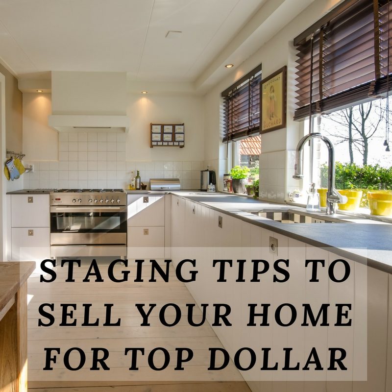 Staging tips that help homes sell for top dollar north for How to sell your house for top dollar
