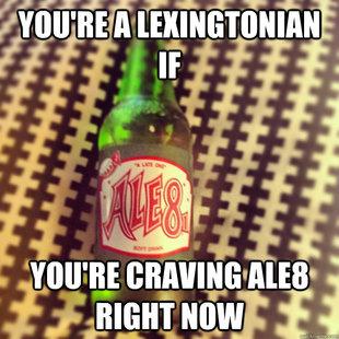 Lexingtonian if Ale 8