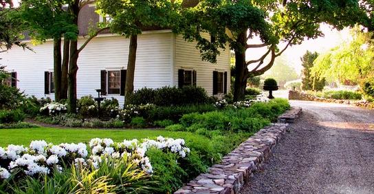 Lexington Home Driveway