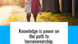 Knowledge Is Power on the Path to Homeownership