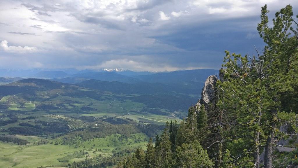 Bridger Canyon Views