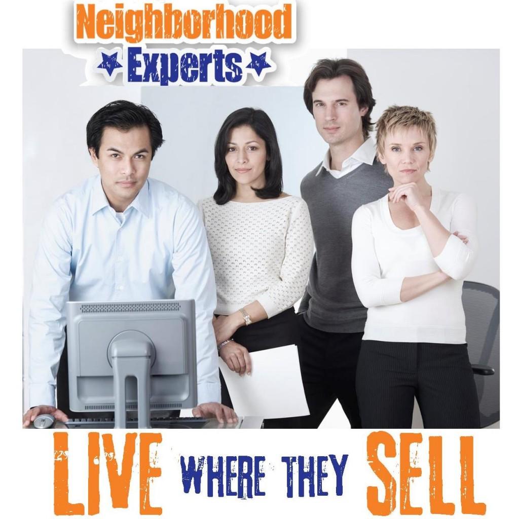Find your Neighborhood Expert