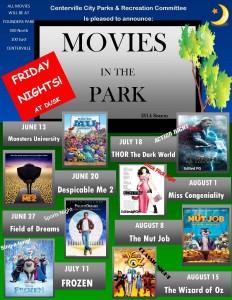 Centerville Movies