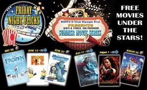 Kearns Summer Movies