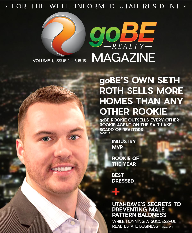 Seth Is Looking Forward To: Salt Lake Real Estate :: GoBE