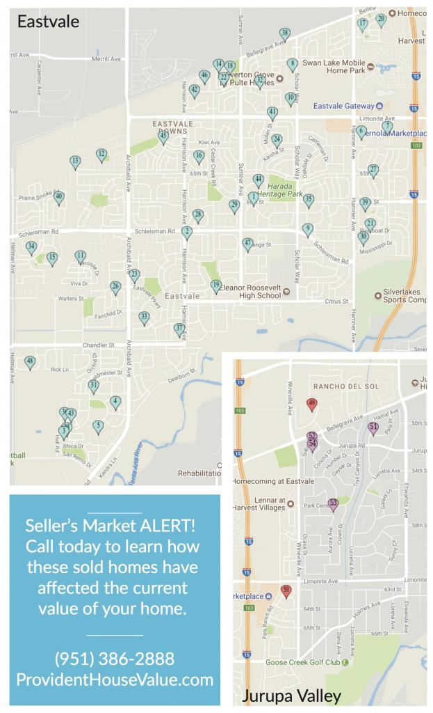 Eastvale Market Update, January 2018 | Eastvale & Corona