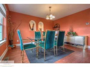 dakota house dining room