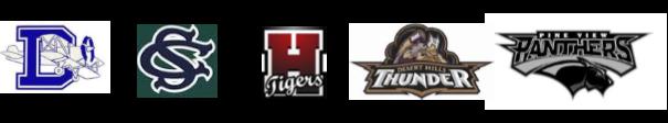 hs sports logos